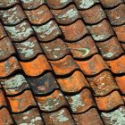 roof building material